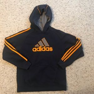 Adidas Kids Hooded Sweatshirt